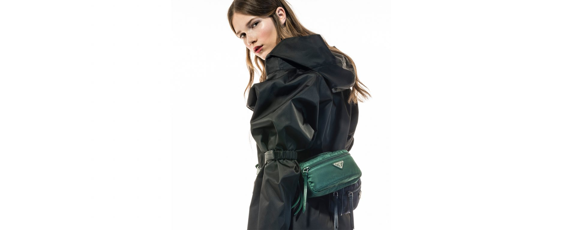 07abf01b0fbc Prada Nylon Vela has all the fanny packs you ll ever need. Bianca Husodo.  Standard Article Hero
