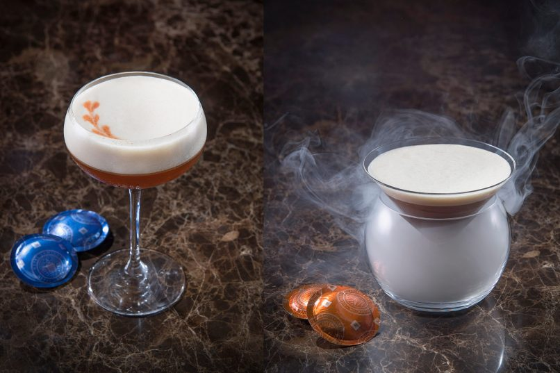 Where to drink in Hong Kong - Nespresso x VEA