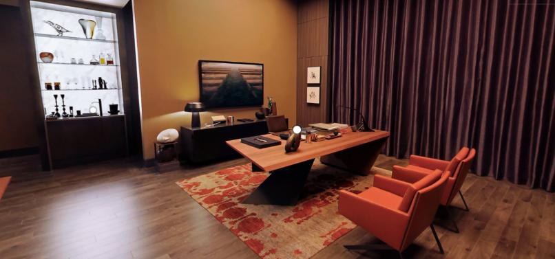 film and furniture