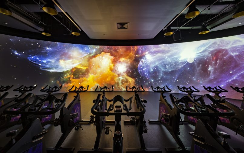 Pure Fitness Ngee Ann City Immersive Studio