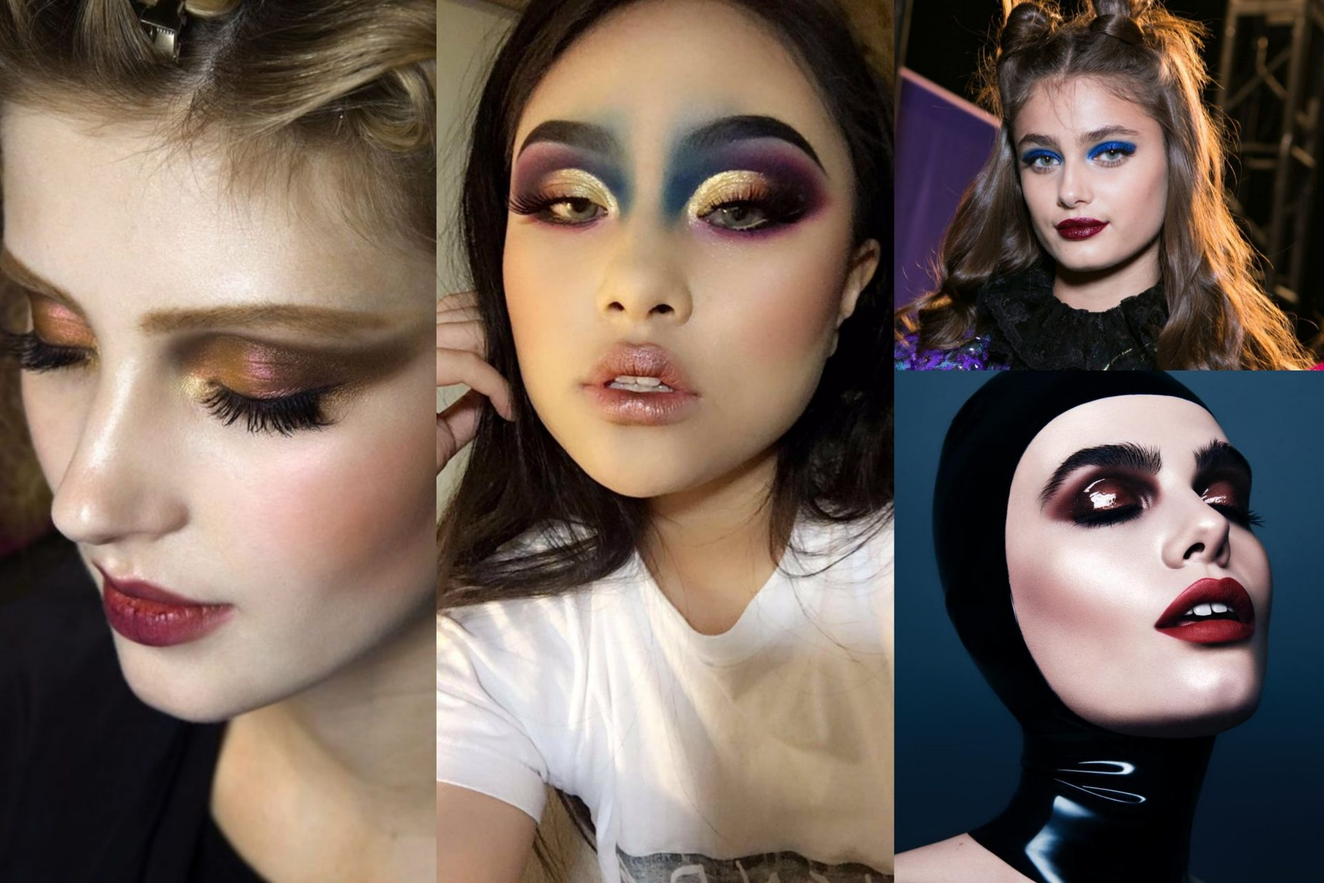 holiday makeup look trends
