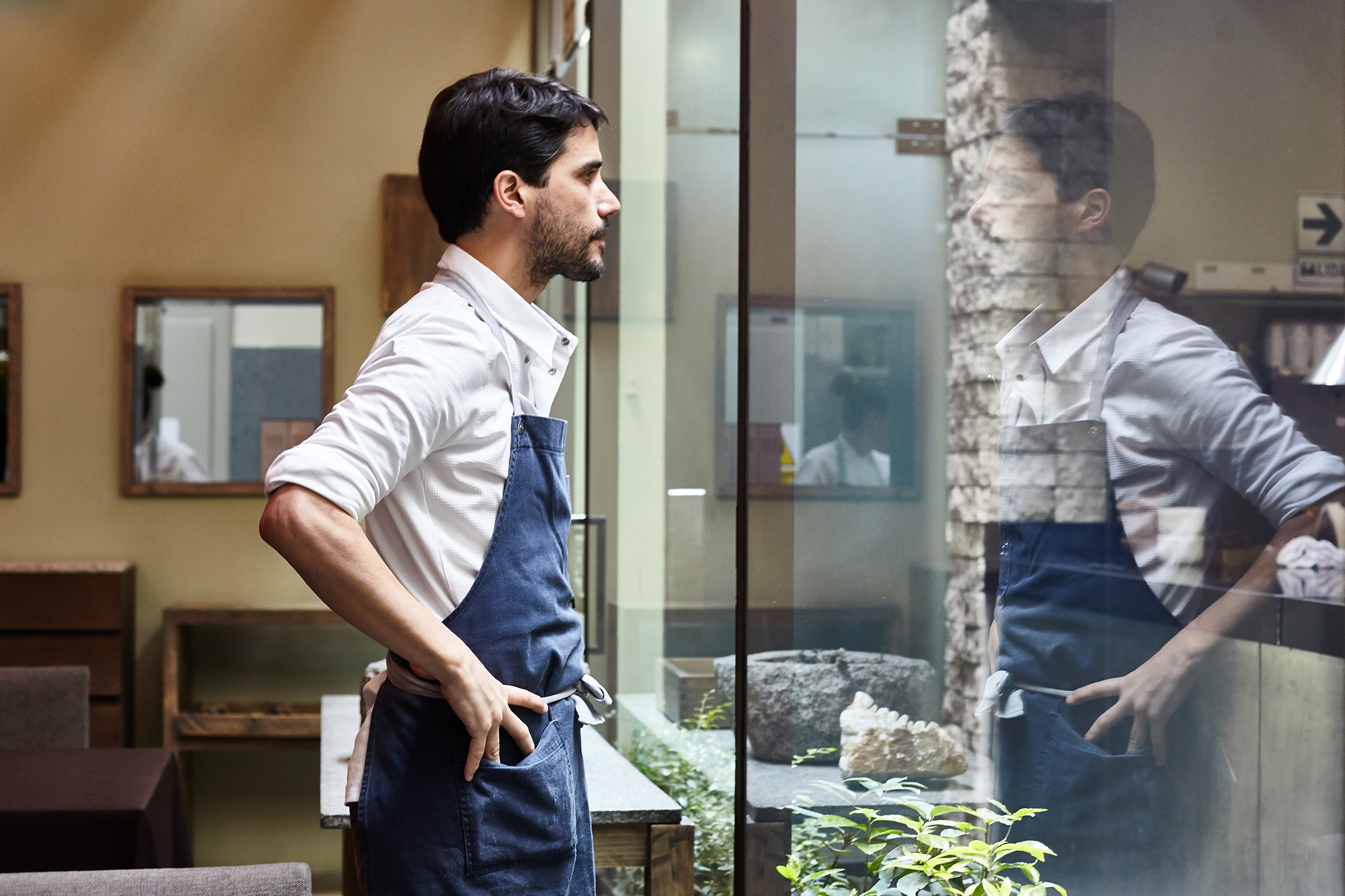 Chef Virgilio Martinez on Peru's rise from war-torn nation