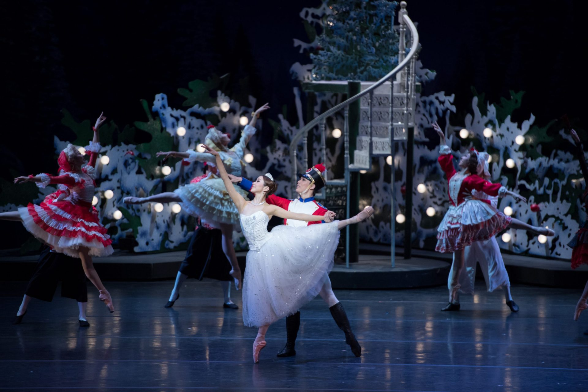 to do in Hong Kong - The Nutcracker