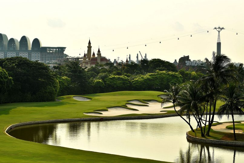 2018 SMBC Singapore Open