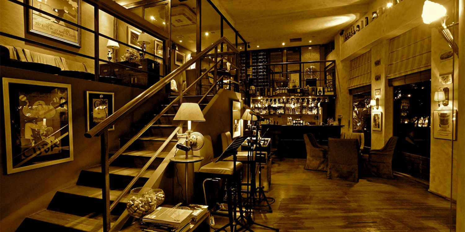 5 cigar bars in Singapore to feel like you're in a Hemingway