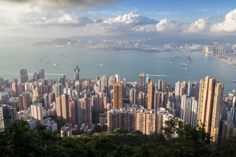 most expensive apartments in Hong Kong 2017 - iStock