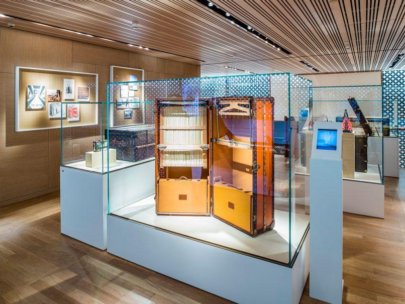 louis vuitton changi store exhibition