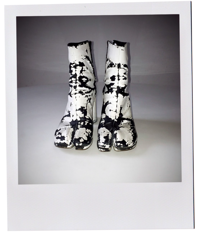 tabi boot byronesque