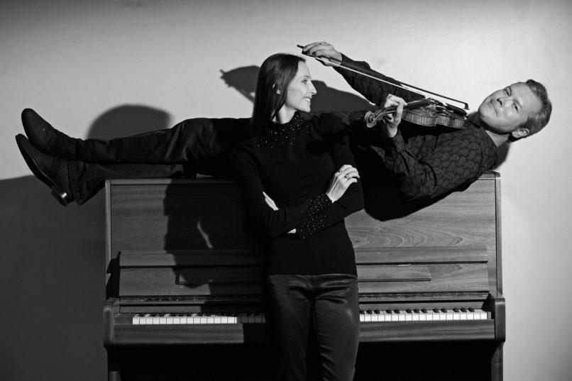 Hong Kong Arts Festival - Svetlana Zacharova and Vadim Repin