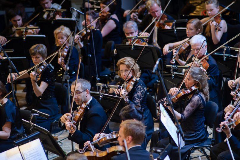 "Hong Kong Arts Festival - State Academic Symphony Orchestra of Russia ""Evgeny Svetlanov"""