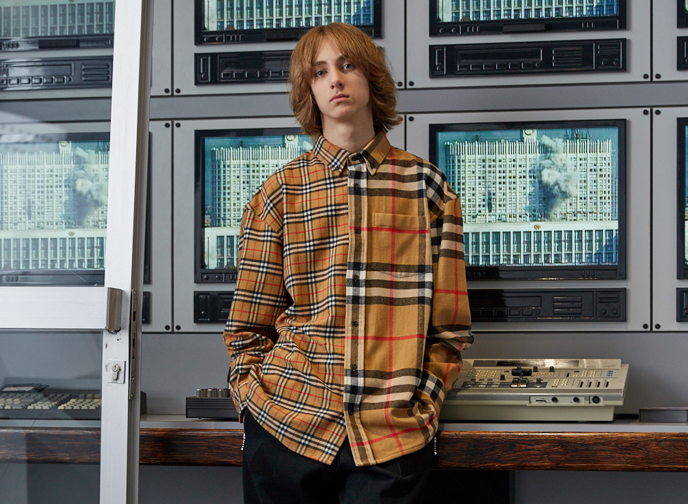 2f3147781847 Gosha Rubchinskiy reveals second collection with Burberry, and other new  collabs