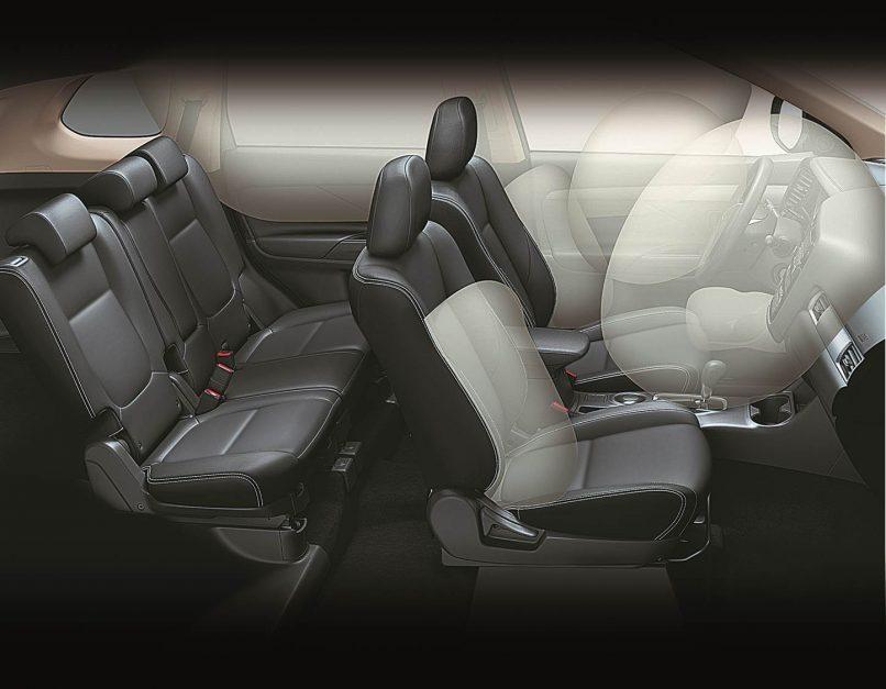 Mitsubishi Outlander 2.4L