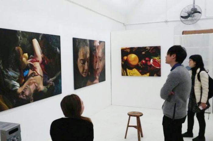 What to do in Hong Kong - Fo Tan Open Studios