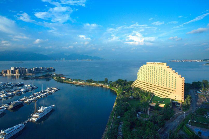Best Staycations in Hong Kong - Gold Coast Hotel Hong Kong