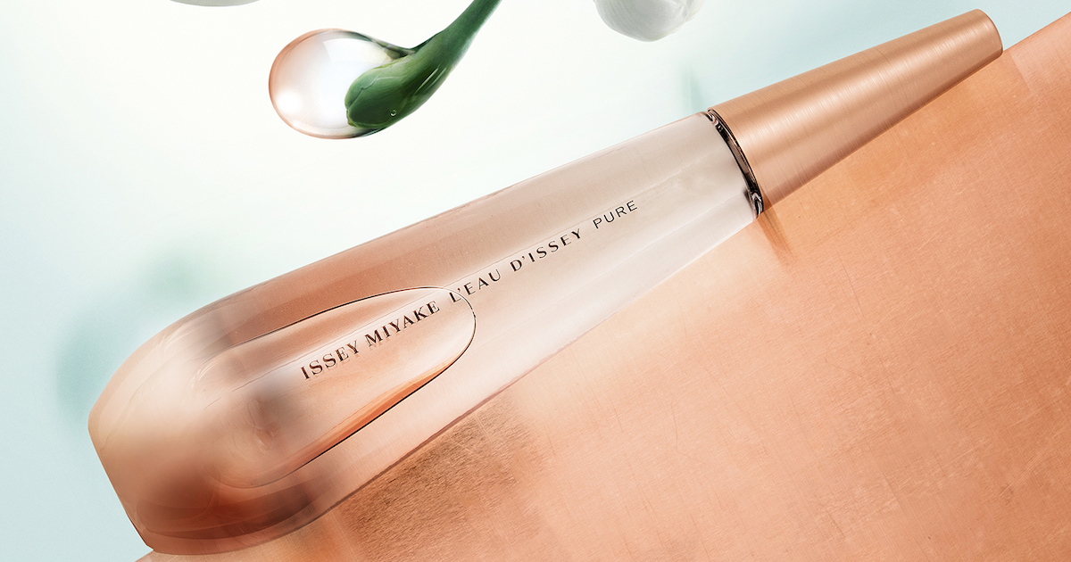 d84e3b2a6a L'Eau d'Issey Pure Nectar de Parfum is a scent for the modern free spirit