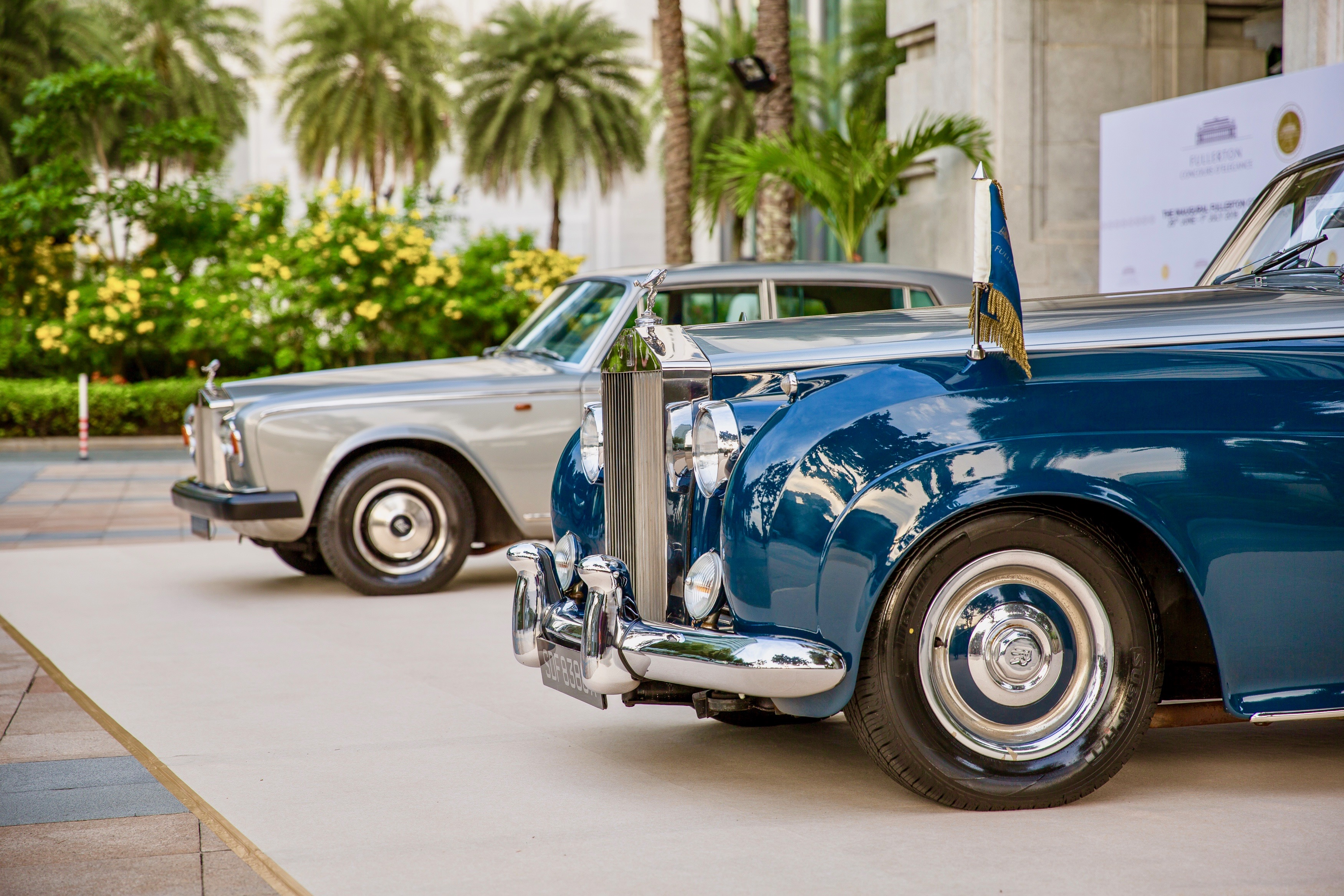 Highlights From The Inaugural Fullerton Concours D Elegance