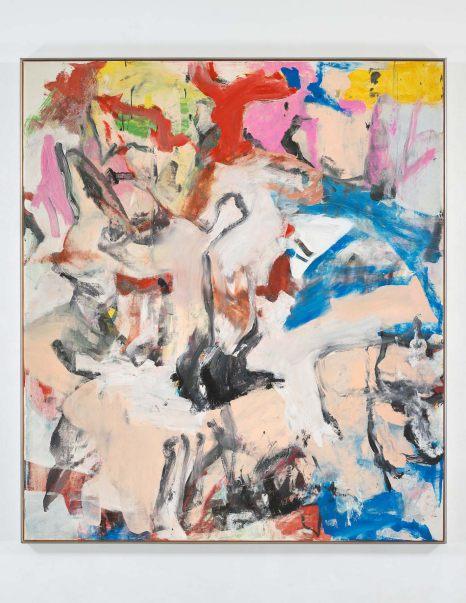 Art Basel - highlights - Willem de Kooning