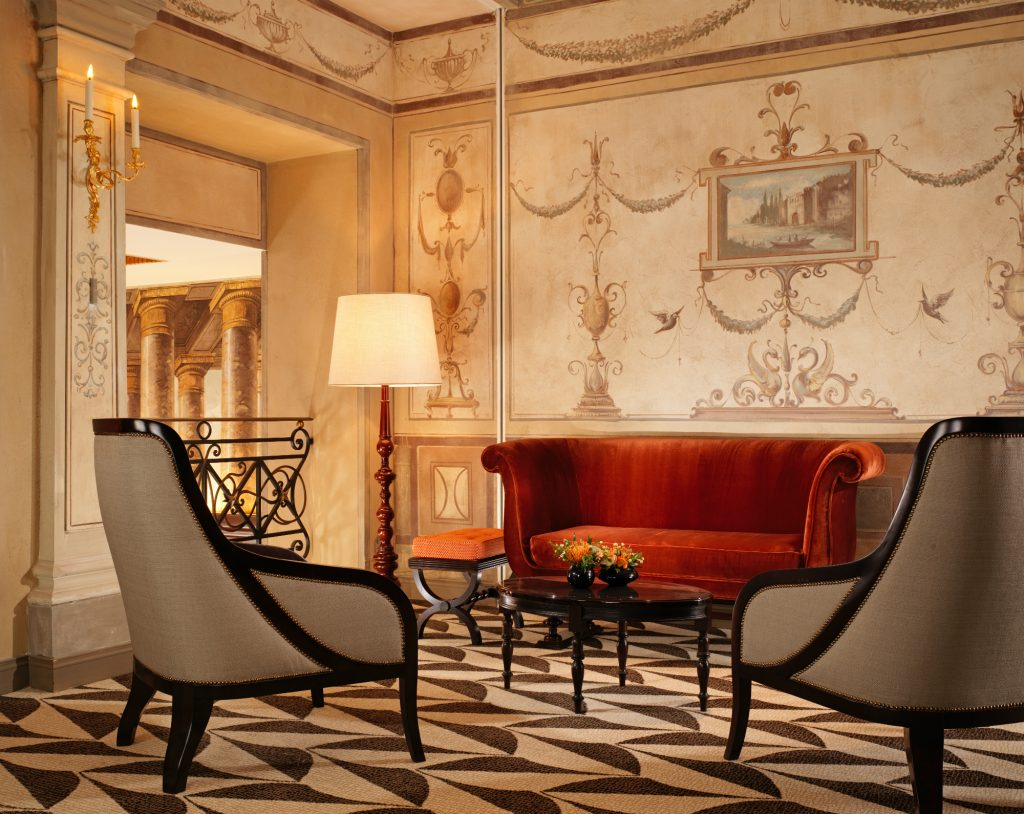 Check In The Newly Refurbished Hotel Eden In Rome
