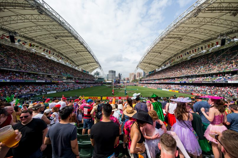 what to do in Hong Kong - HK Sevens