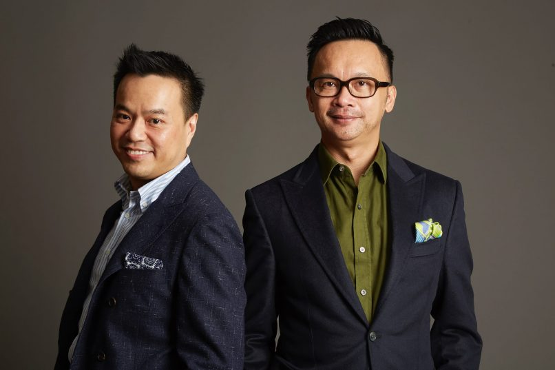 Design lovers - Milan - AB Concept Ed Ng and Terence Ngan