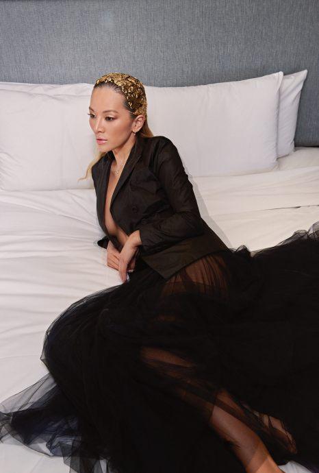 Dior Addict Lacquer Plump - Tina Leung