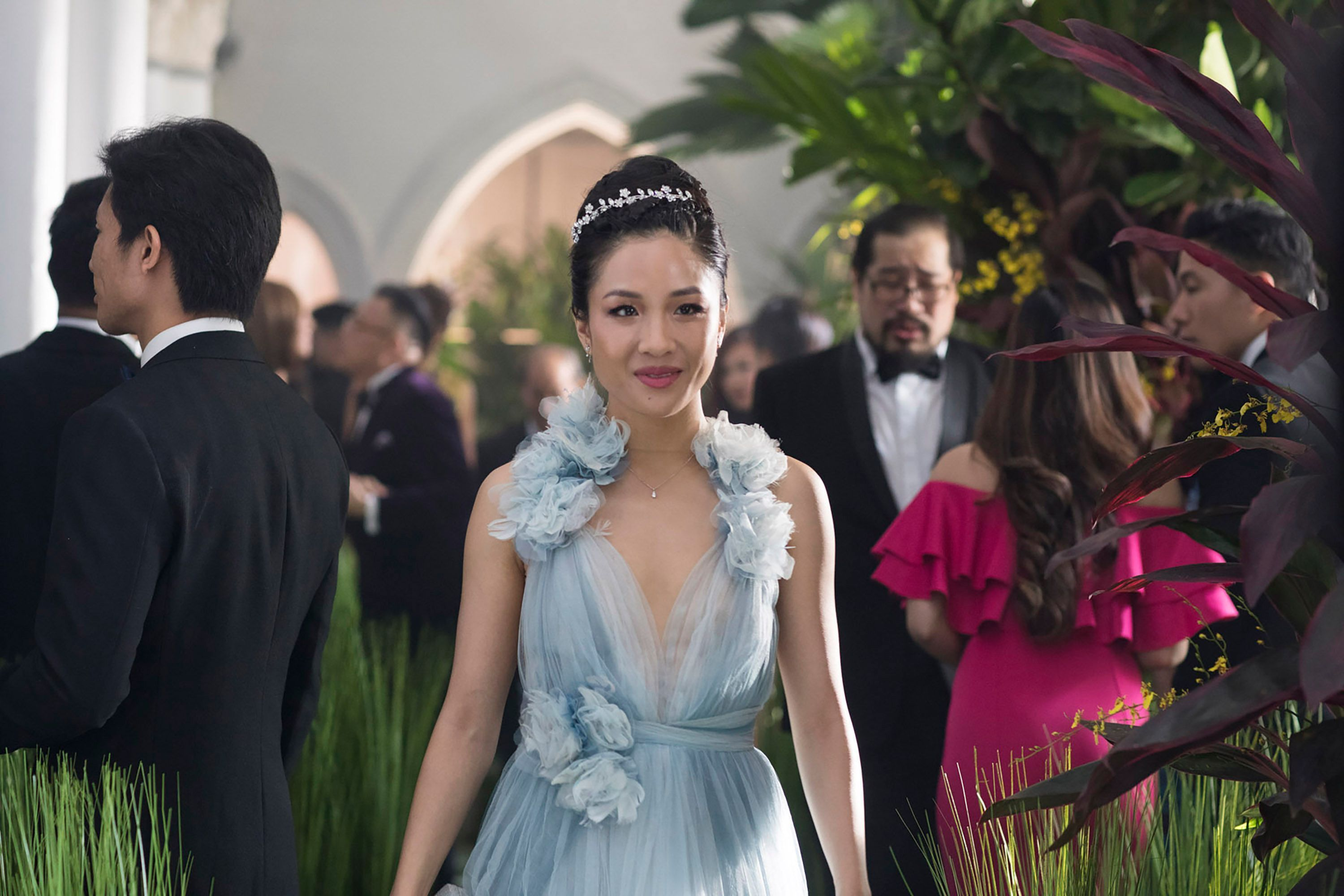 First Look The Trailer For Crazy Rich Asians Unleashes A Flashy