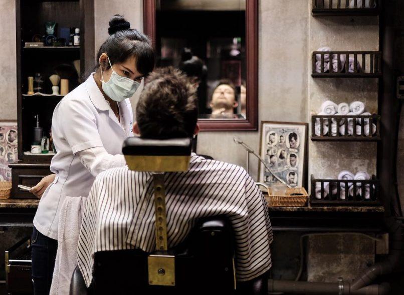 Bangkok barbershops