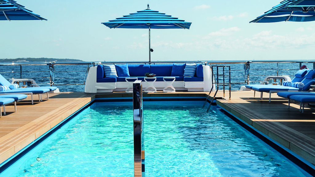 These Stunning Superyacht Pools Are The Ultimate Expression Of