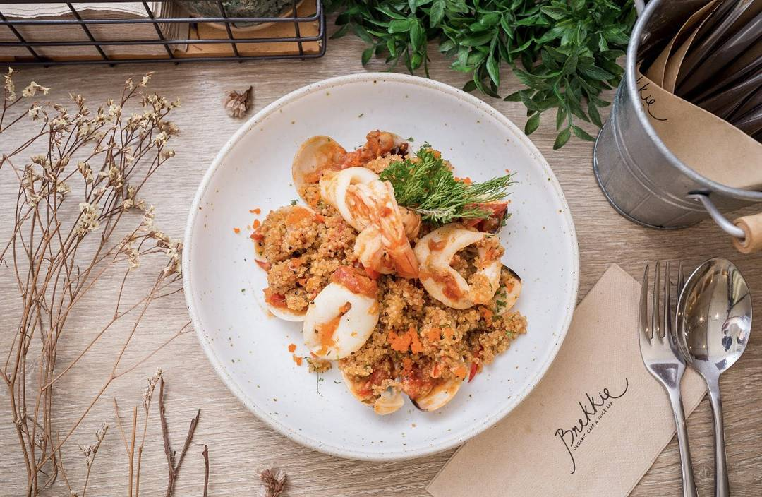 5 healthy Bangkok restaurants that will leave you craving
