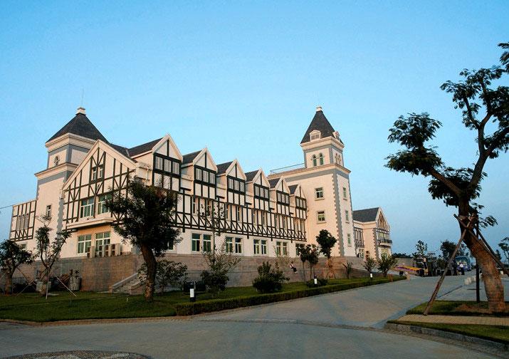 yantai chateau changyu castel