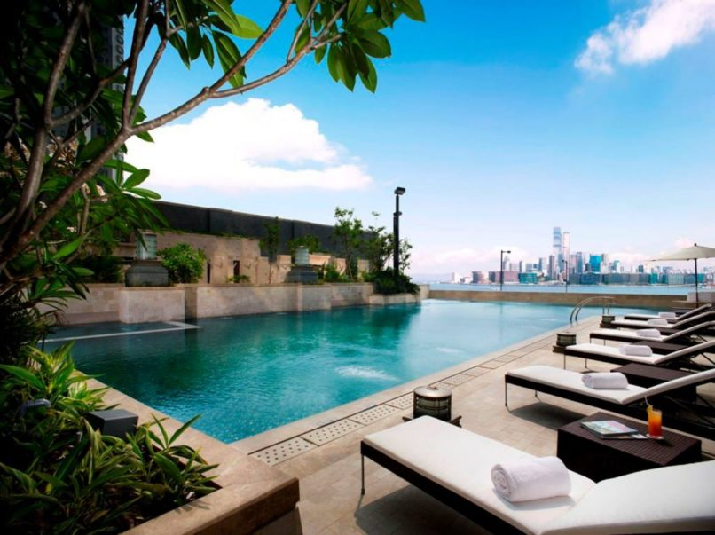 Pool Day Passes - Harbour Grand Hong Kong