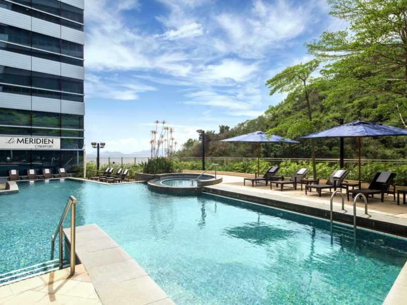 Pool Day Passes - Le Meridien