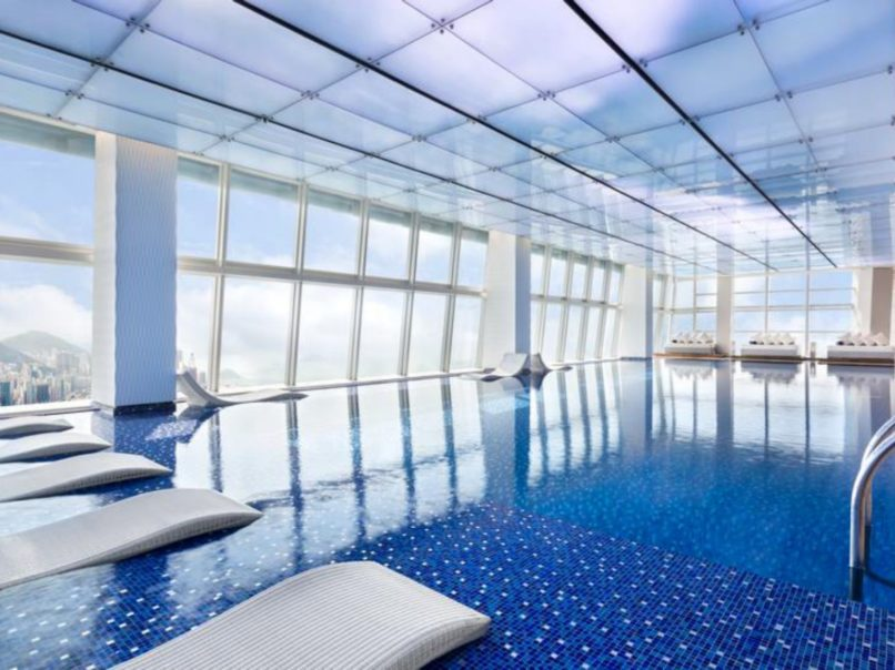 Pool Day Passes - Ritz-Carlton HK