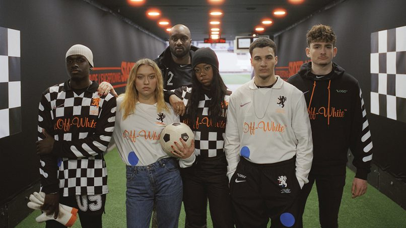 Nike x OFF-WHITE World Cup Collection 003