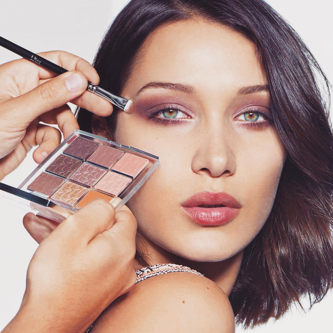 0e589384f6 Dior launches Backstage, its new makeup line for the Instagram age