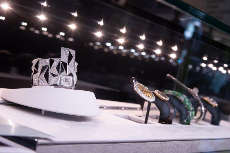 luxury watch exhibition
