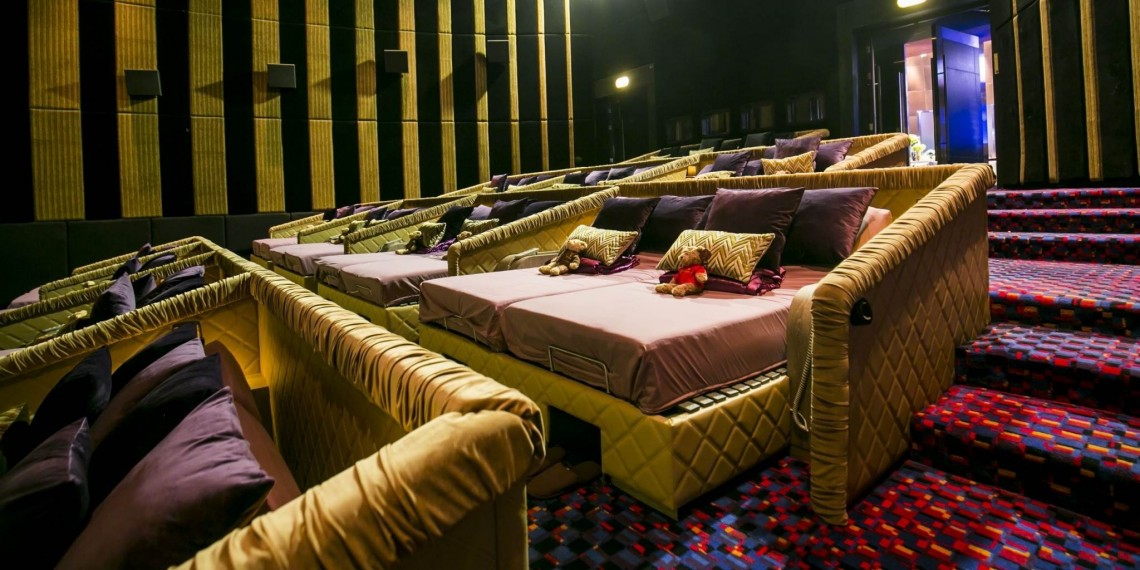 Check out Bangkok's most luxurious cinemas for your next movie night