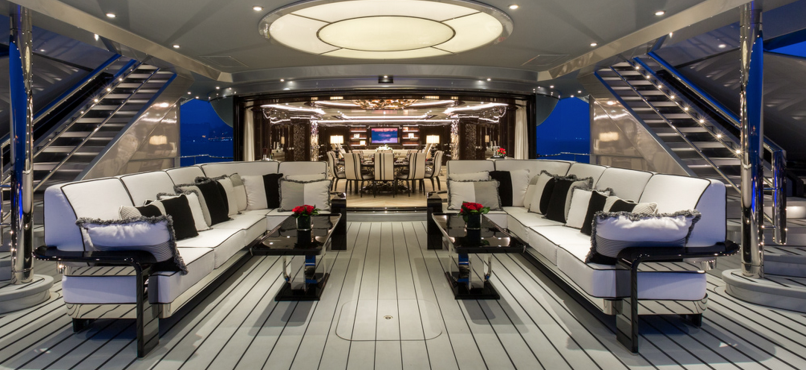 Inside The Equanimity Malaysia S Most Luxurious Superyacht