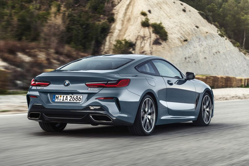 The Bmw 8 Series Coupe Makes Its Grand Return To The Global Stage