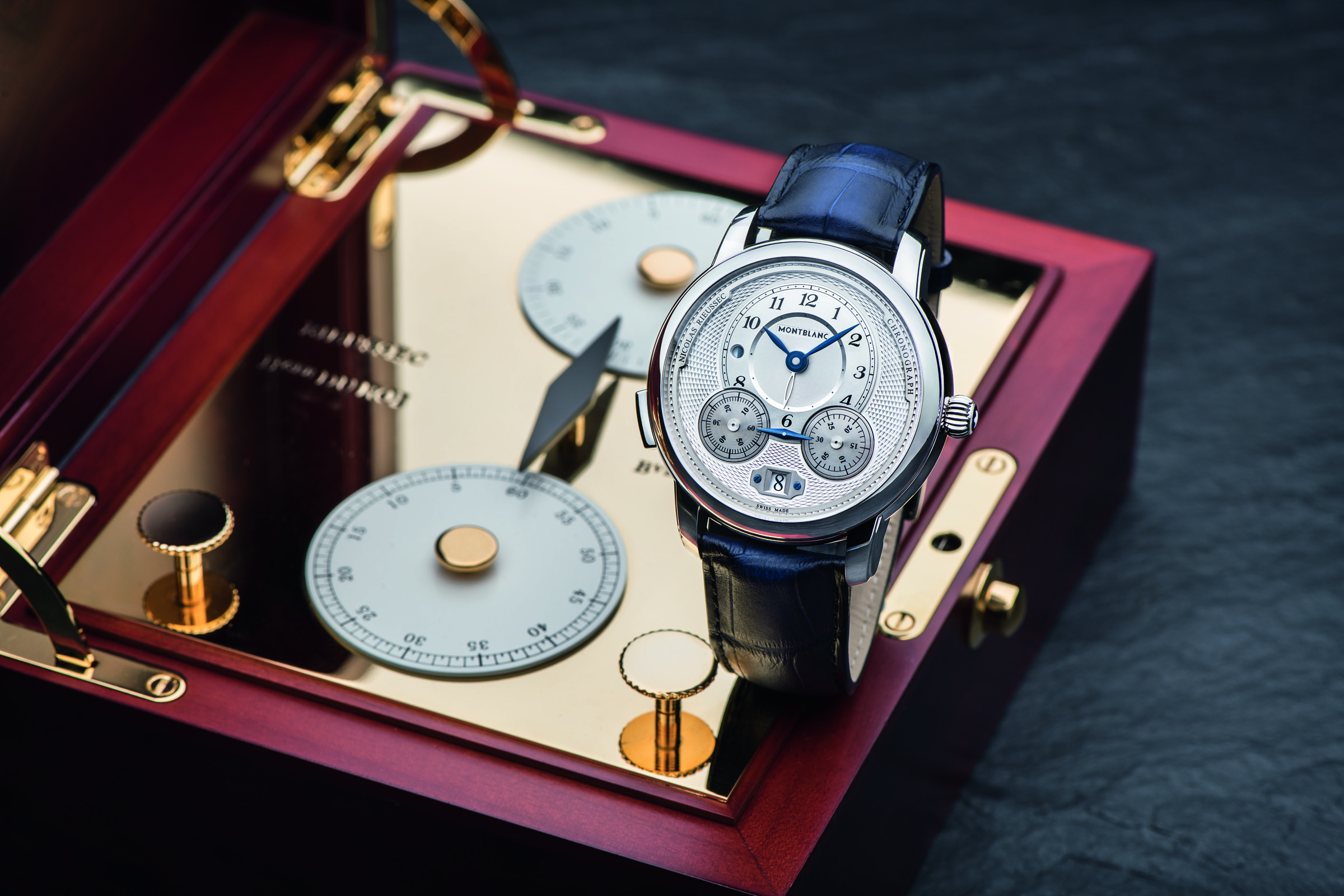 d6877557dcf Montblanc celebrates 160 years of Minerva heritage with the new Star Legacy  Collection
