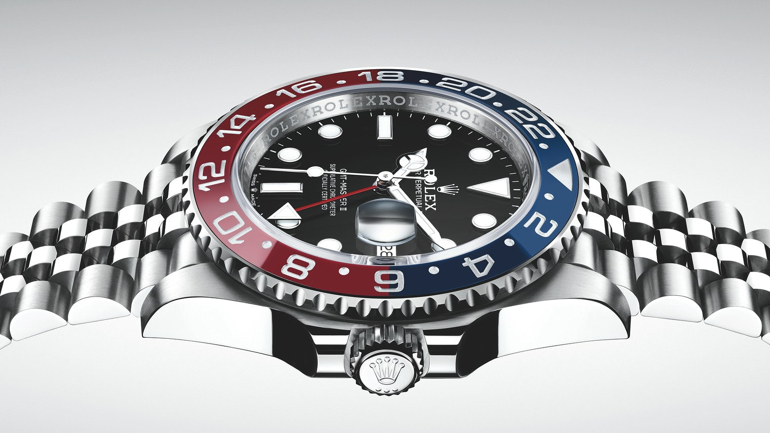 be959889951 The new Rolex Oyster Perpetual GMT-Master II watches are destined for holy  grail status