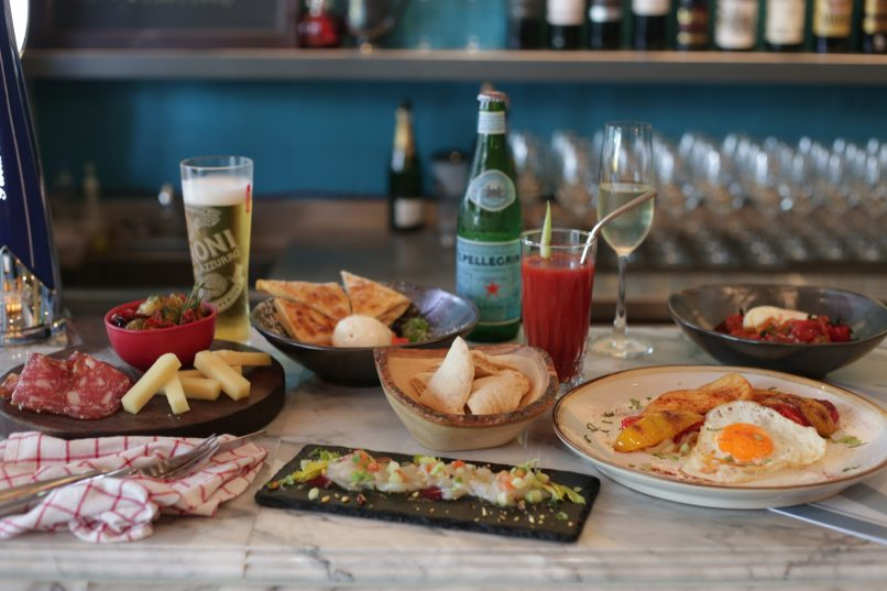 Via Maris new Mediterranean brunch menu
