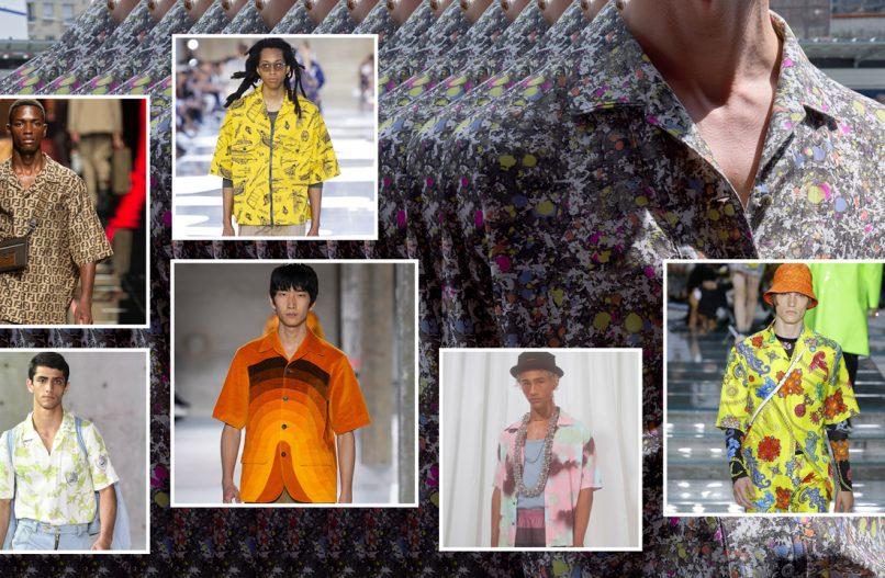 spring 2019 menswear trends