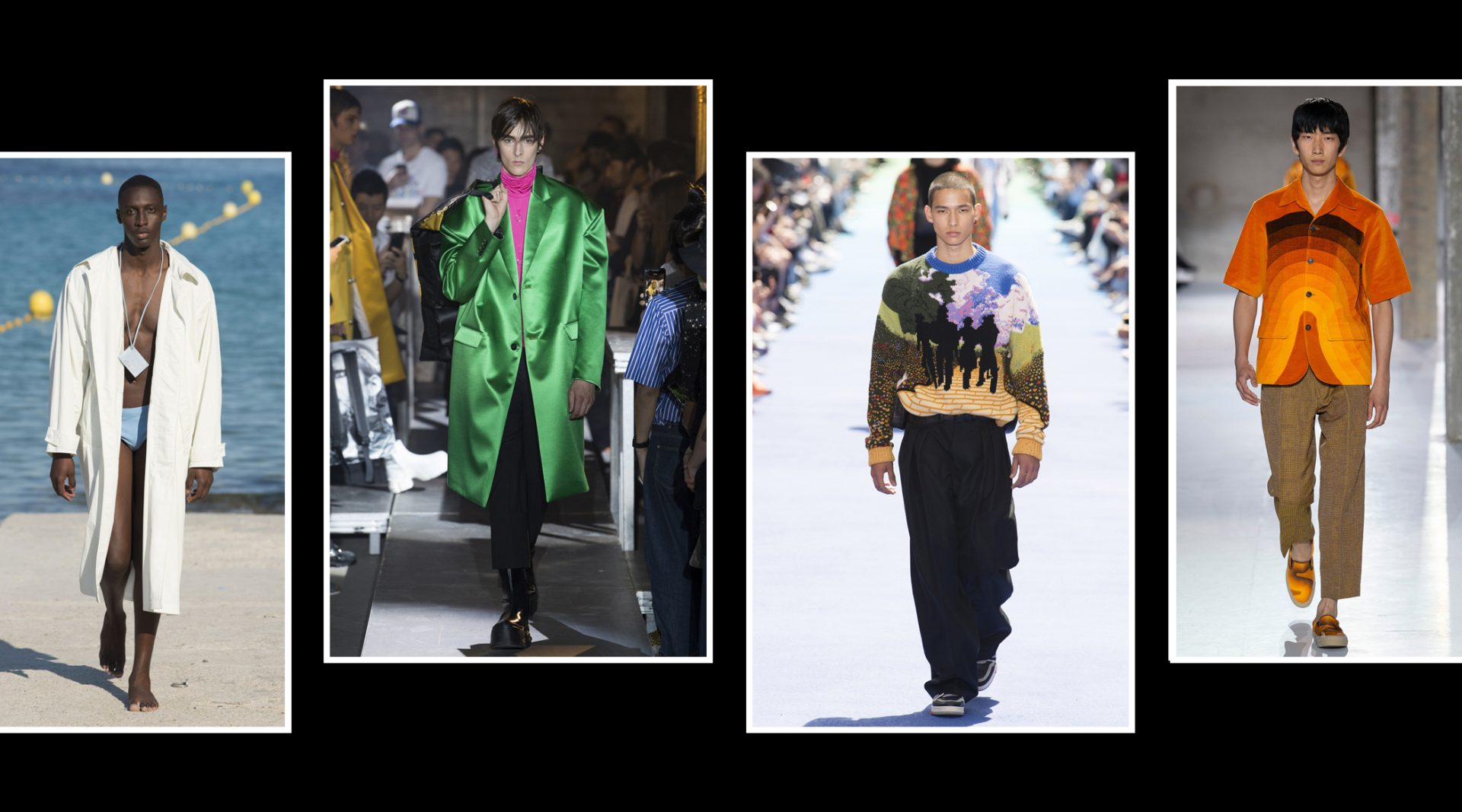 These menswear trends are bound to define 2019