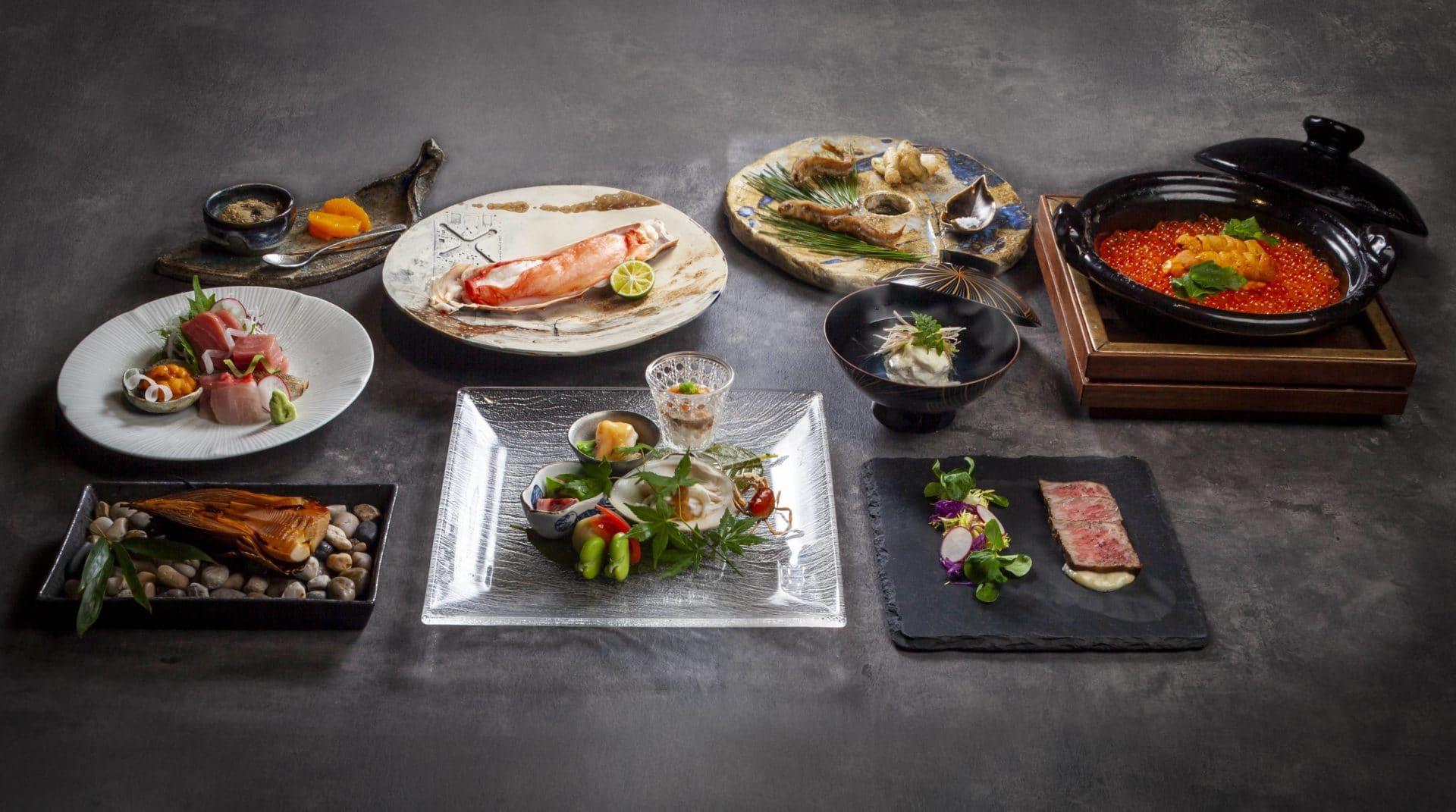 best dishes yoshi kappo shunsui