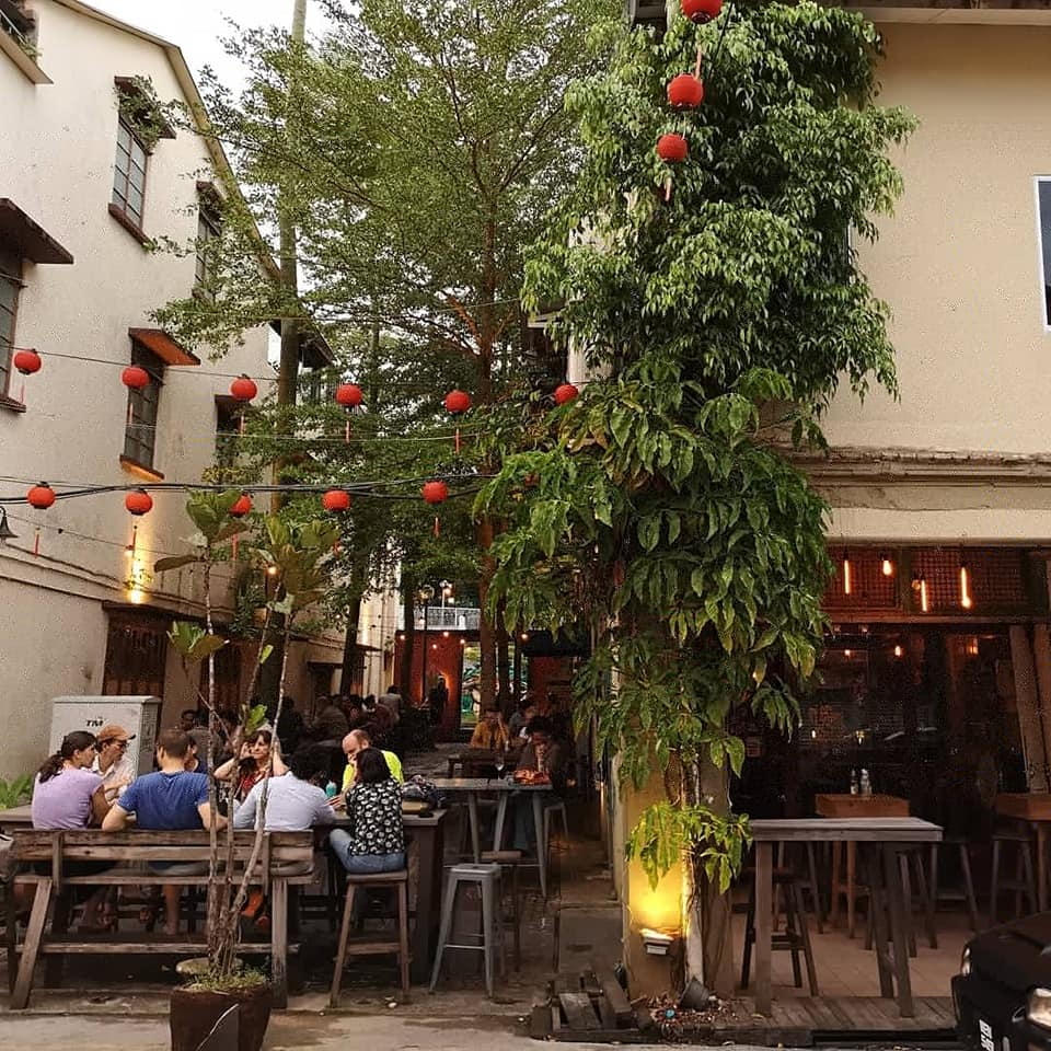 Bar Guide Best Places To Have A Drink In Kuching Sarawak