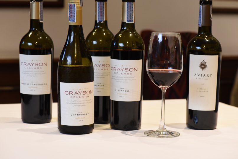 Grayson Cellars wine