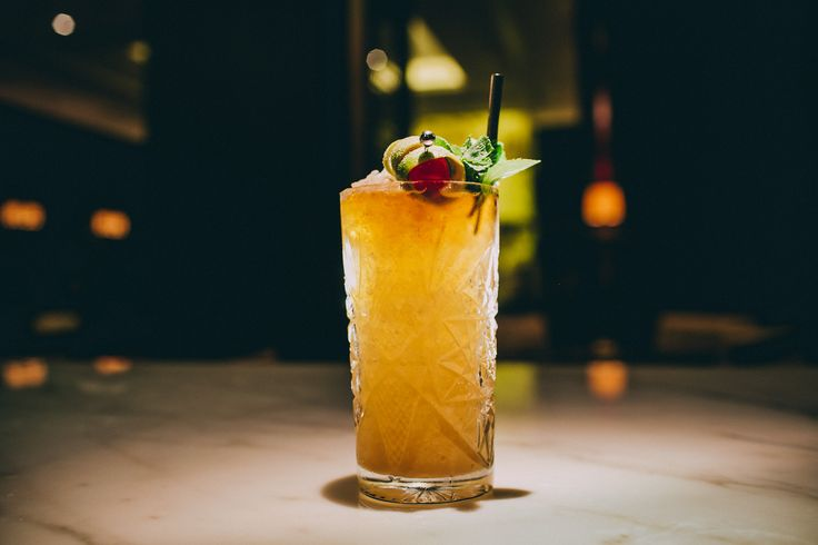 history of tiki cocktails