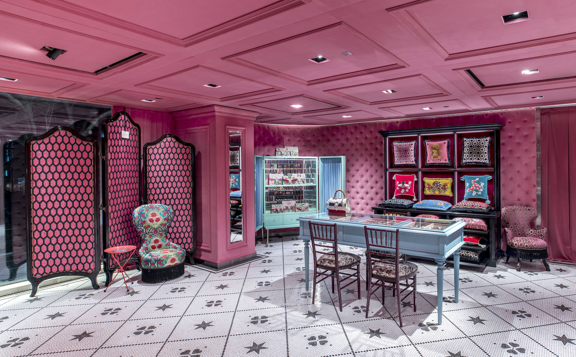 Gucci revamps its Paragon store offering 10,000 square feet of branded  paradise bfb44454d02