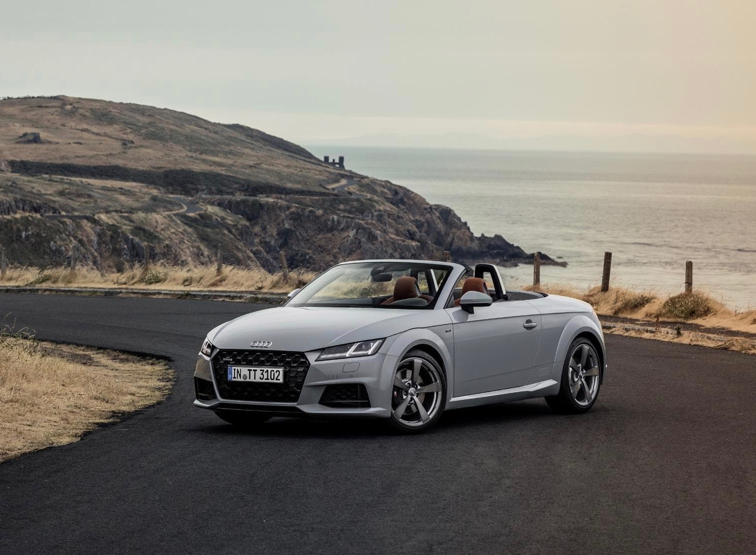 Audi Tt Celebrates 20th Anniversary With Limited Edition Tt 20